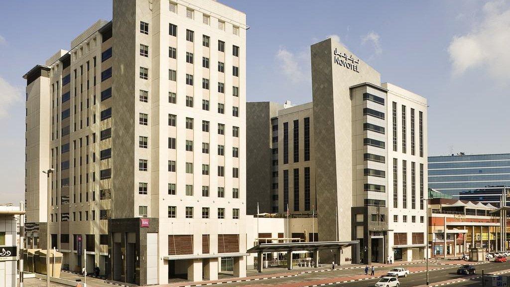 Hotel in DUBAI - ibis Dubai Mall of the Emirates