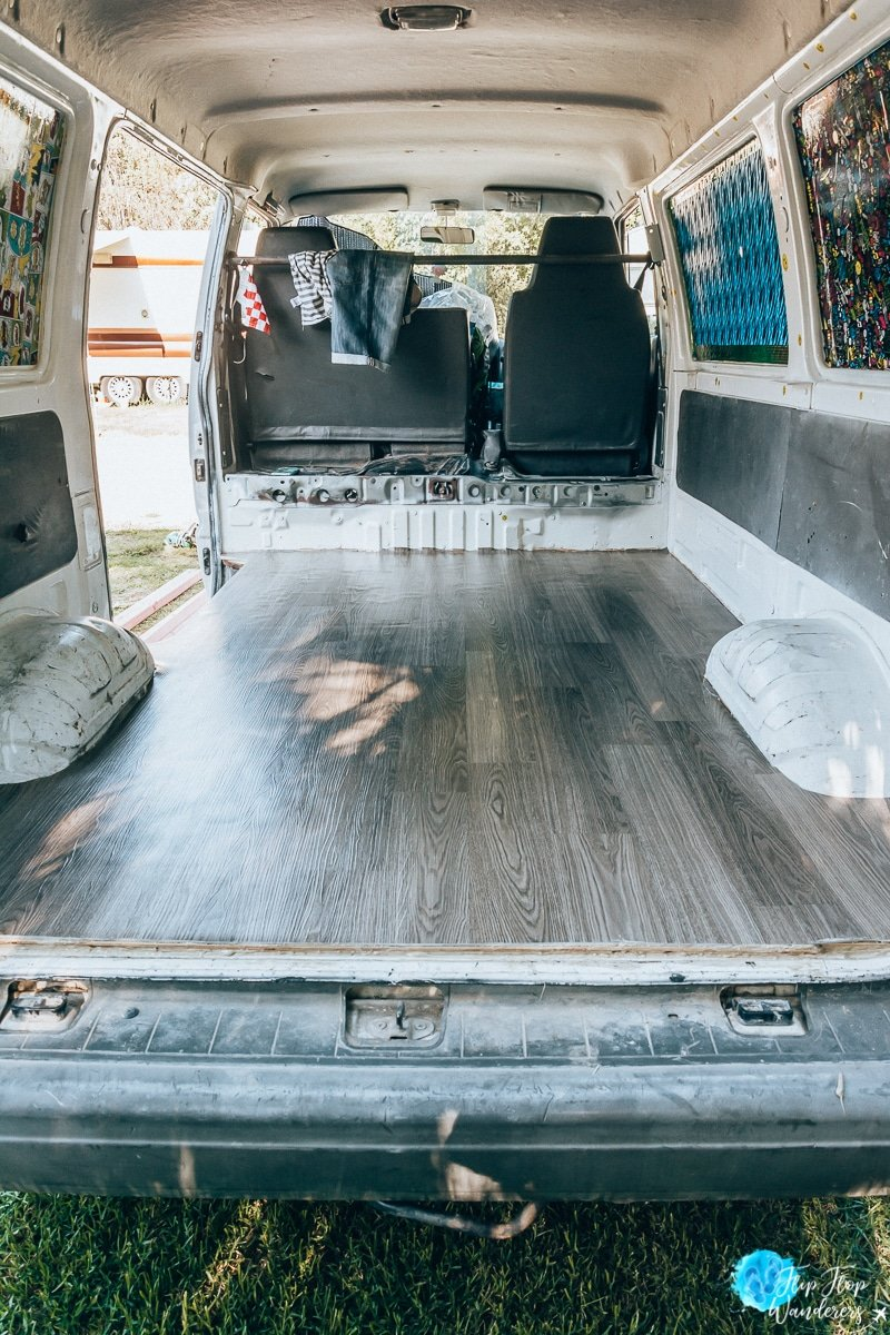 How to Build Your Own Campervan From