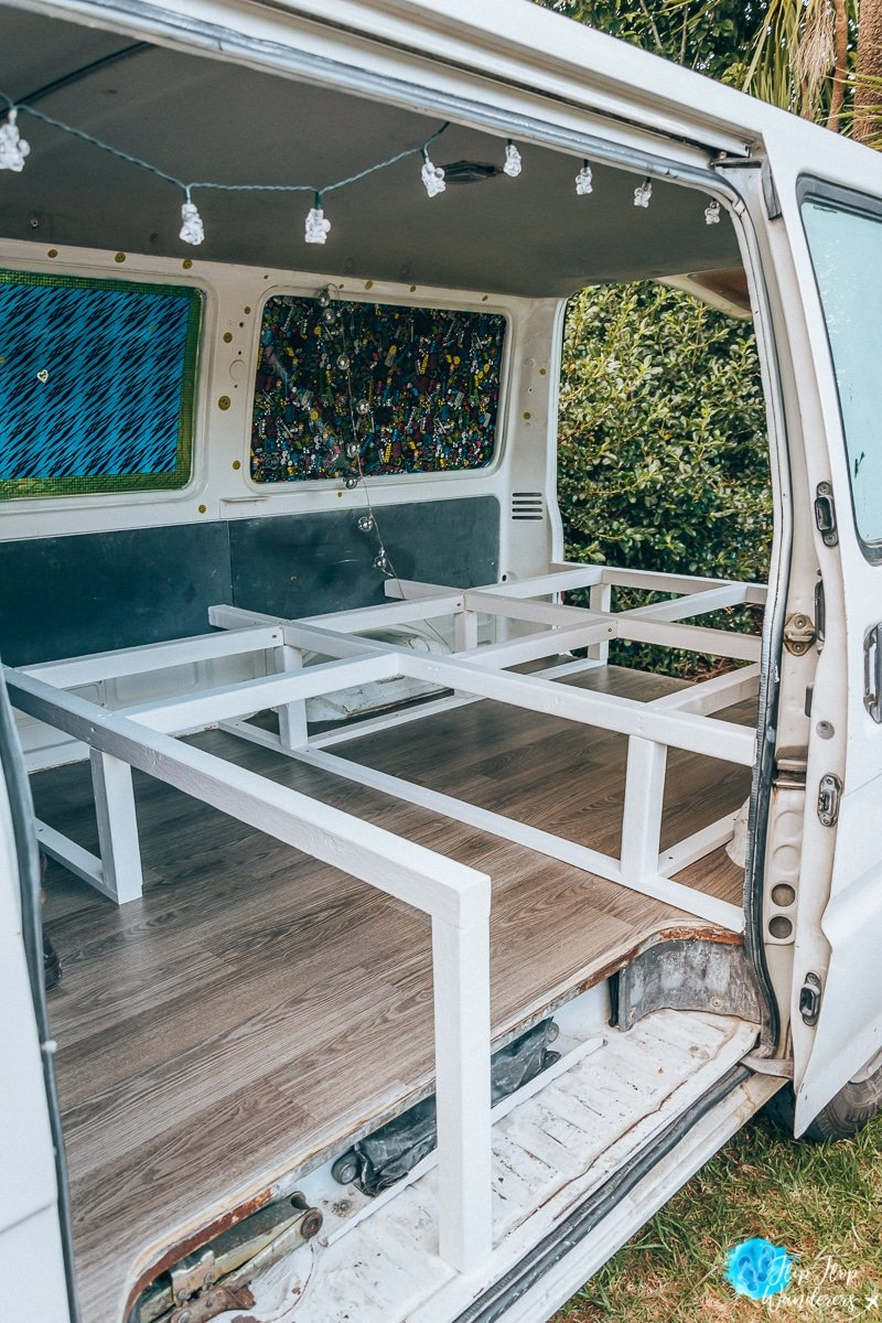 b52e94b0dd How to Build Your Own Campervan From Scratch - A Step-By-Step Guide ...