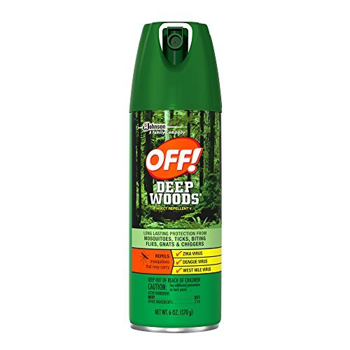 OFF Deep Woods Insect Repellent
