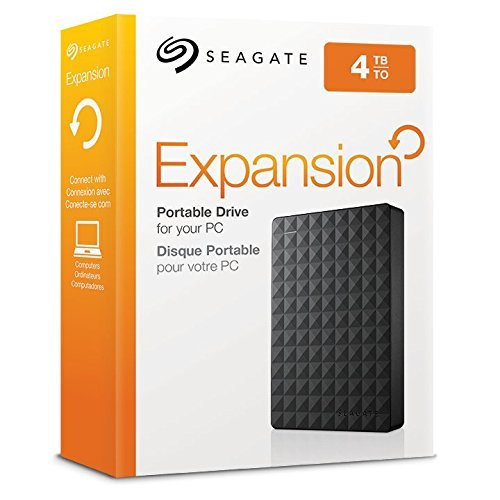 4TB Portable External Hard Drive
