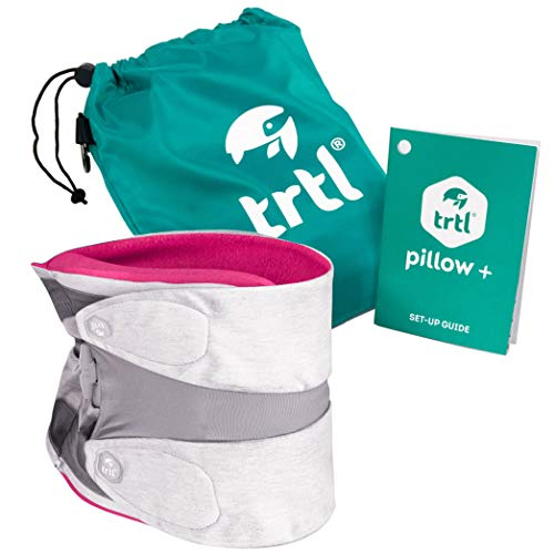 TRTL Pillow Plus Travel Pillow