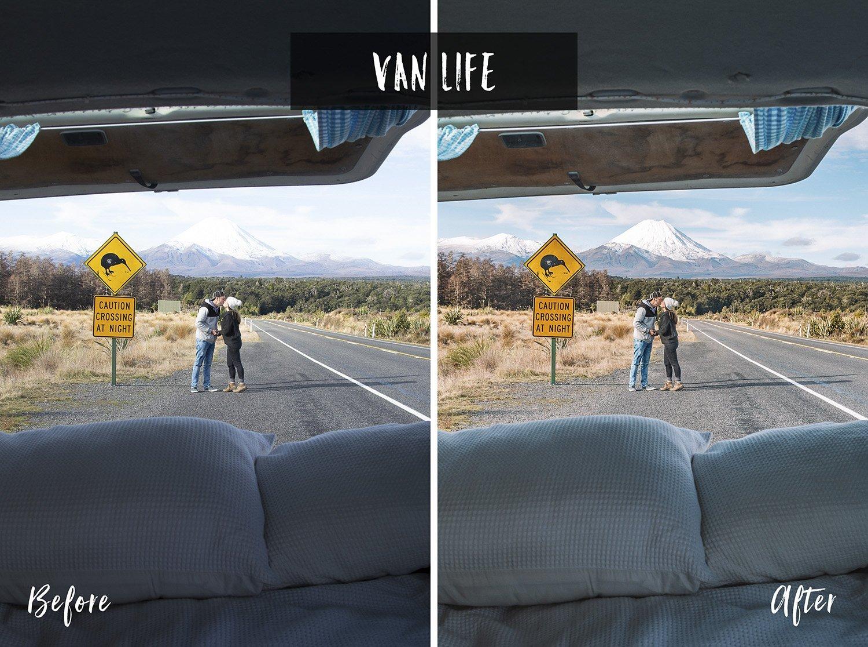 Van Life | Flip Flop Wanderers Presets