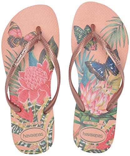 Havaianas Women's Slim Flip Flops - Tropical