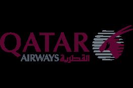 Qatar Airways vierkant