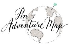 Pin Adventure Map logo