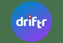 Driftr logo