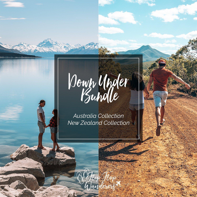 Down Under Bundle | Flip Flop Wanderers
