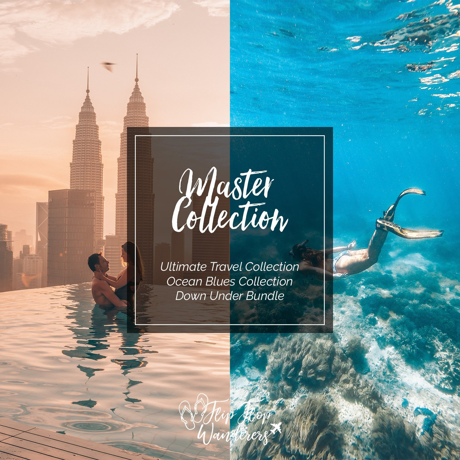 Master Preset Collection | Flip Flop Wanderers