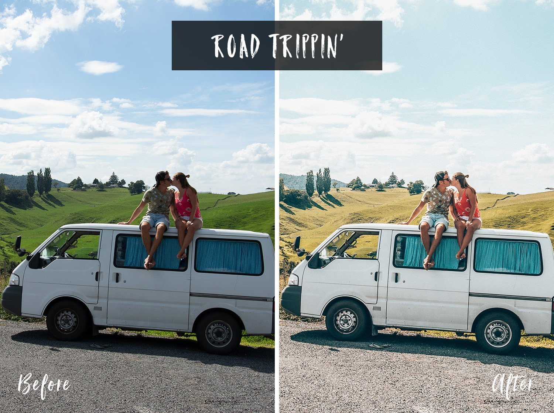 Road Trippin'   Flip Flop Wanderers Presets
